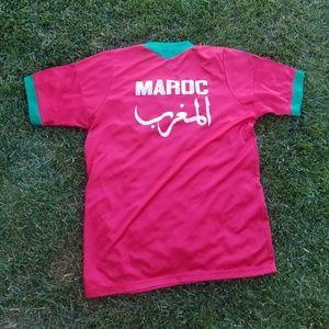 Adidas x Moroccan soccer Jersey